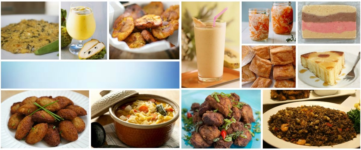 haitian food recipes